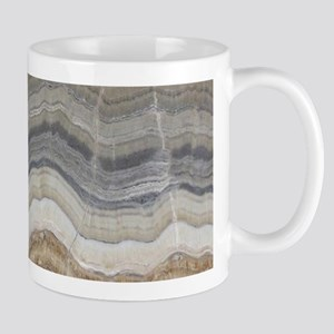 Chic neutral marble swirls Mugs